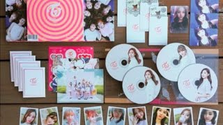 "[Unboxing] Twice | TWICEcoaster Lane 1 (3rd Mini Album) ""TT"""