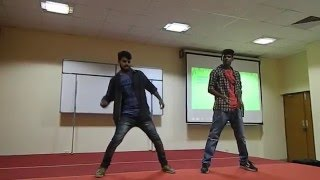 sardaar gabbar singh title video song dance iist ugadi16
