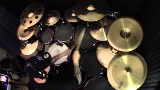 Carcass- corporeal jigsaw quandary - drum cover/test