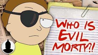 Evil Morty's Origin Theory - Rick and Morty Season 3 Cartoon Conspiracy (Ep. 162)