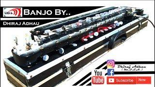Aap Ke Aa jane Se Banjo Intrument Cover |Electronic_Bulbul_Tarang_Banjo