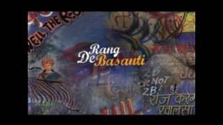 Rang De Basanti  Rang De Basanti  Daler Mehndi  Chitra