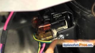 Refrigerator Compressor Start Relay (part #6749C-0014E) - How To Replace