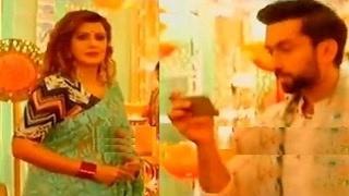ISHQBAAZ: Finally! शिवाय की हुई जीत, delete किया ओम का विडियो | Shivaya delete Om's video