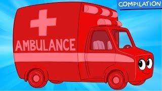 My Magic Ambulance ( New Morphle Ambulance Compilation ) My Magic Pet Morphle