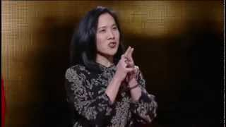 Sharing experiences on TED by Angela Lee Duckworth