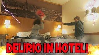 DELIRIO IN HOTEL!! With\ Ipalboy & Alem