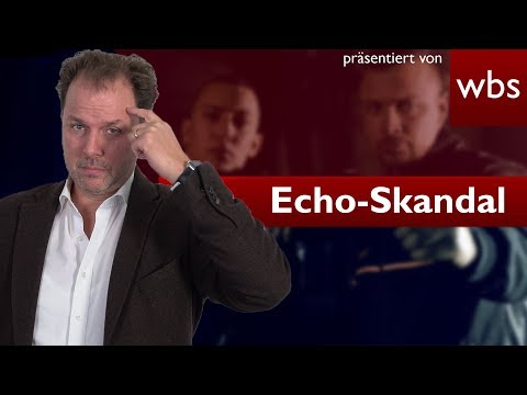 Echo-Skandal um Farid Bang & Kollegah - Volksverhetzende Inhalte?   Rechtsanwalt Christian Solmecke