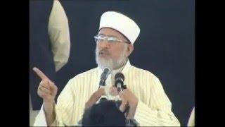 Shaykh Tahir ul Qadri praises Indian Muslims for their Emaan