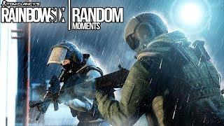 Rainbow Six Siege - Random Moments: #6 (Funny Moments Compilation)