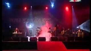 Bappa Mazumder Covers Tir Hara Ei dheuer Sagor Pari debore