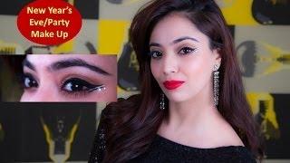 New Years Make Up / Party Make Up (Hindi)
