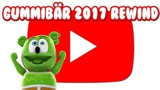 Gummibär 2017 REWIND Gummy Bear YouTube Year in Review