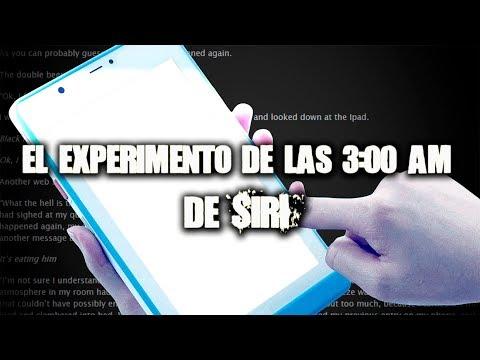 Xxx Mp4 El Experimento De Las 3 AM De Siri 3gp Sex