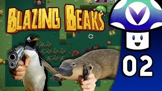 [Vinesauce] Vinny - Blazing Beaks (PART 2)