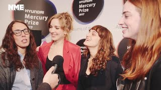 The Big Moon talk Mercury Prize and second album plans