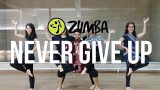 Sia - Never Give Up - Zumba (Banghra)