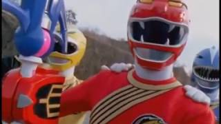 power rangers wild force ep 1 clip ita