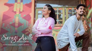 Saragi Asille Dance Cover - Sonali Thamarasa ft Lakshan Irantha