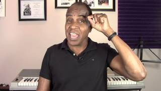 How To Sing Like A Pro - Vocal Placement - Roger Burnley Voice Studio