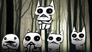 Battle Cats Intro: Nekoluga Family