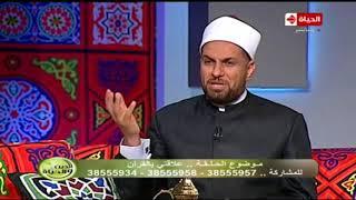 الشيخ عبد الله درويش يشرح مايجب عليه ان تكون علاقة المسلم بالقرآن