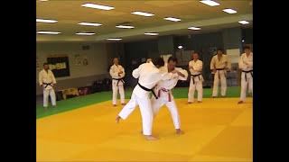 HAGIWARA NOBUHISA 7 DAN JUDO NE-WAZA & TACHI WAZA