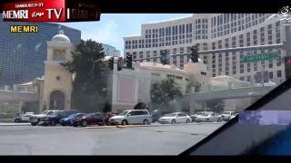 Las Vegas Strip seen in ISIS propaganda video