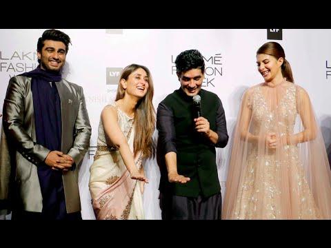 Lakme Fashion Week 2016 | Arjun Kapoor | Kareena Kapoor | Jacqueline Fernandez | Manish Malhotra | P