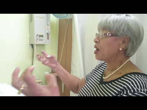 Ozone Therapy Treatment (with Aunty Jan)
