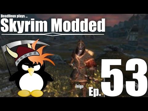 Inigo's Headaches Begin - Skyrim Modded Ep 53