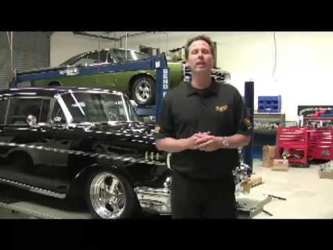 Hotchkis Sport Suspension x Meguiars: 57 Chevy Sway Bars