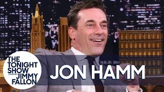 Jon Hamm Is a Belieber and Saw Prince