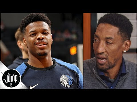 Dennis Smith Jr. shouldn t play for Mavs again after they shopped him Scottie Pippen The Jump