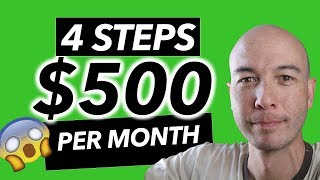Creating an AMAZON AFFILIATE NICHE Site that Makes $500 per month in 4 Steps
