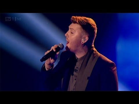 James Arthur sings Shontelle s Impossible The Final The X Factor UK 2012