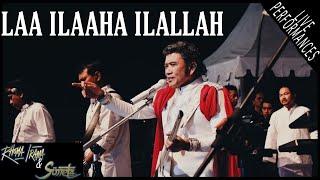RHOMA IRAMA & SONETA GROUP - LAA ILAAHA ILLALLAH (LIVE, KONSER NADA & DAKWAH)