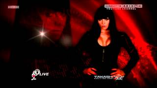 WWE Aksana - A Little Sax In The Night (A) Full-length Tron