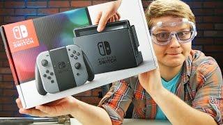 Manchild Nintendo Switch Unboxing