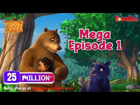 Xxx Mp4 The Jungle Book Cartoon Show Mega Episode 1 Latest Cartoon Series For Children 3gp Sex