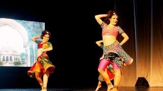 Tinku Jiya, SUPERB ITEM DANCE IN RUSSIA, Yamla Pagla Deewana, Концерт певца Биру