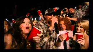 Toby Keith 2012 ACM Red Solo Cup Performance