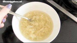Recept: soep voor als je ziek bent