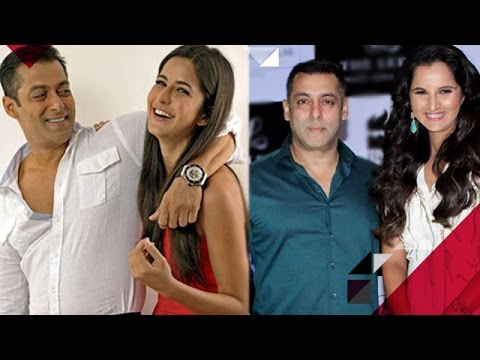 Salman Makes Katrina's Birthday Special, Salman Wants Sania Mirza To Enter Bollywood & More