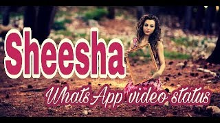 love Whatsapp video status || sheesha || mannat noor || punjabi shayari || female voice