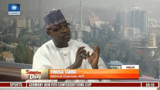 Tanko Insists Past Leaders Owe Nigerians Apology For System Decay,Explains Why Pt 1