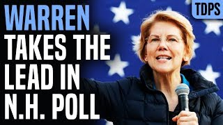 Elizabeth Warren TAKES LEAD in NH Poll