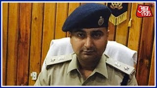 First IPS Officer Suspended In Yogi Adityanath's Government