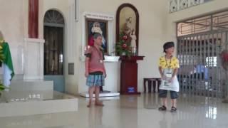 KỊCH VUI: Hai vị khách và ông chủ nhỏ