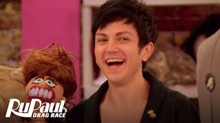 RuPaul's Drag Race | Everybody Loves Puppets!